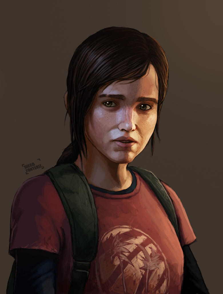 Ellie by FonteArt
