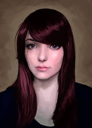 Portrait by FonteArt