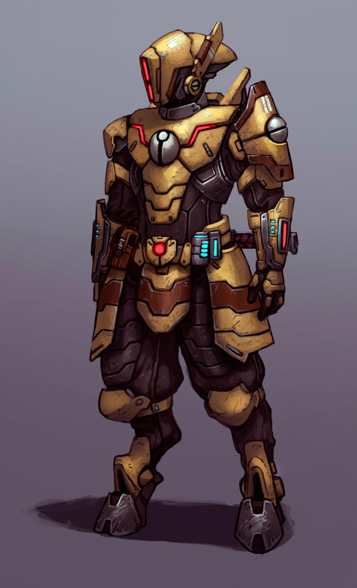 Tau Shas'la redesign by FonteArt