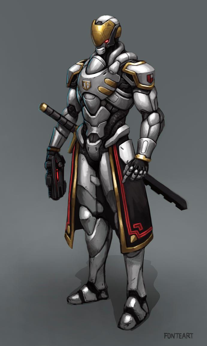 Royal Guard by FonteArt