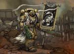 Commission - Ordo Scorpius Space Marine