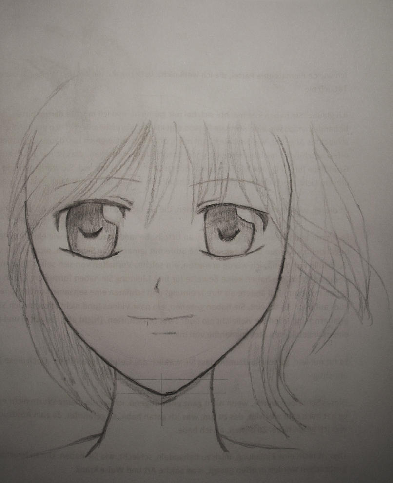 Uncategorized Picture Of Drawing first attempt of drawing anime by unchartedmistery on deviantart unchartedmistery
