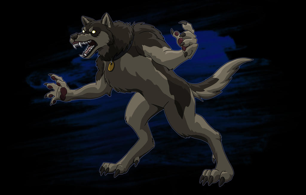 Rori Werewolf Design 2015 by neo-dragon