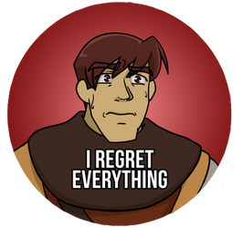 FS: Cain Mood Button: I Regret Everything