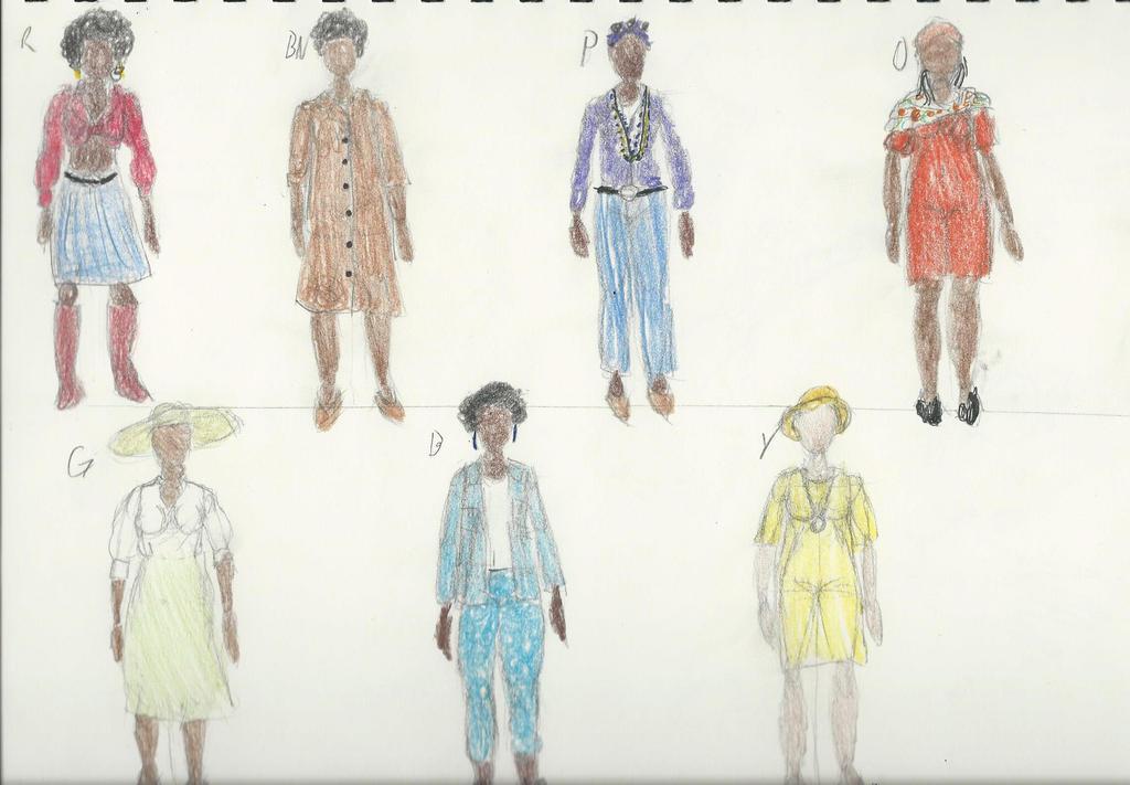 Costume Plot by RosewoodWonder on DeviantArt