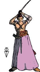 Eldritch Knight in Color