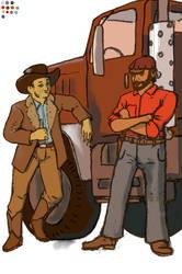 Joseph and Chet