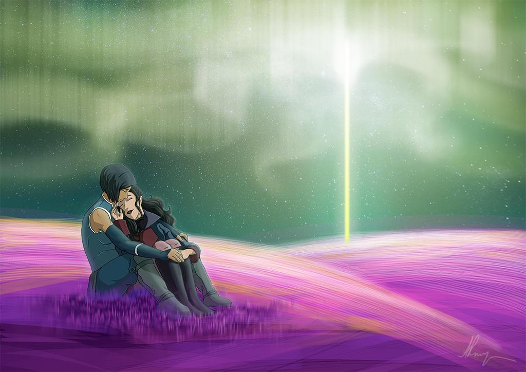 Spirit world Korrasami by Korassami