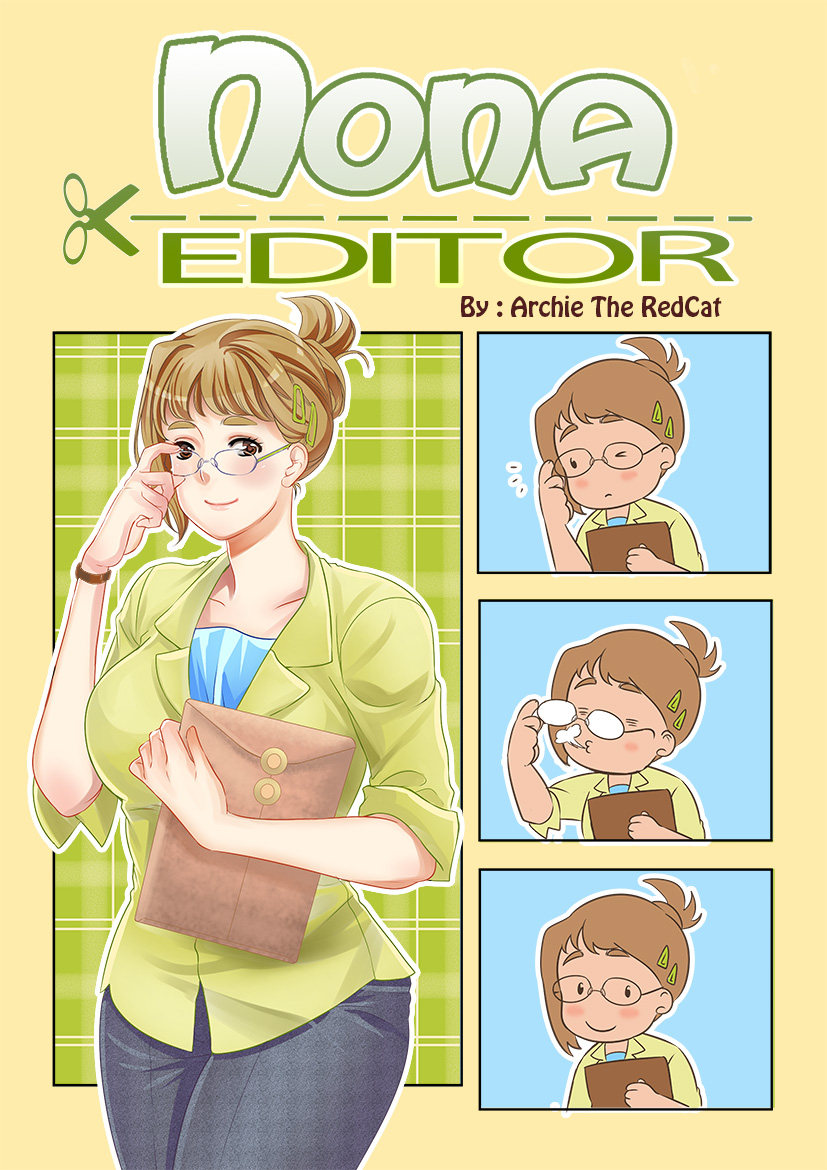Nona Editor by Archie-The-RedCat