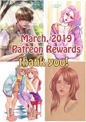 March rewards Preview