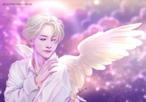 Angel Yoon Jeonghan