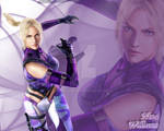 Nina Williams Wallpaper