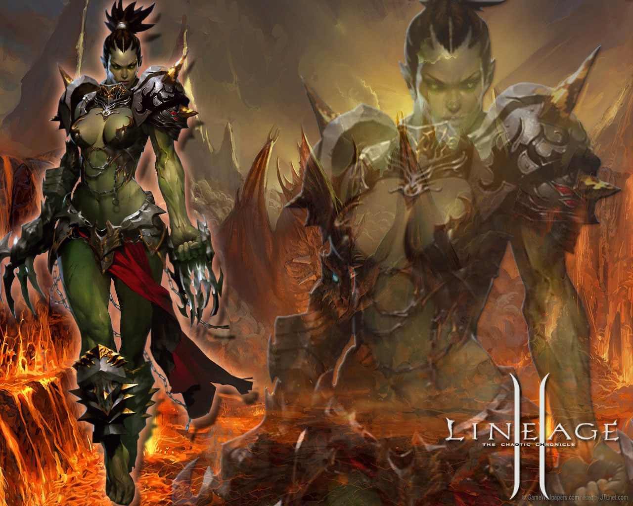 Female elf and orcs sexy pic