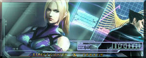 Nina Williams Sig
