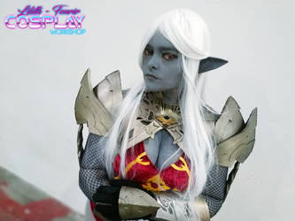 Dark Elf 5 - Lineage by Edaine