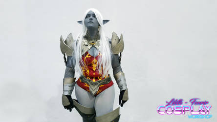 Dark Elf 7 - Lineage by Edaine