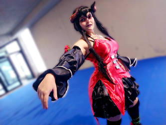 Eliza Cosplay 1 - Tekken by Edaine