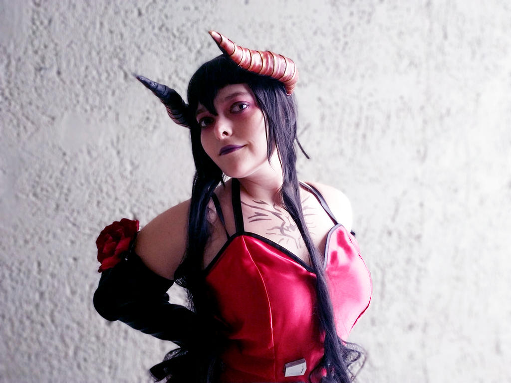 Eliza Cosplay 2 - Tekken by Edaine