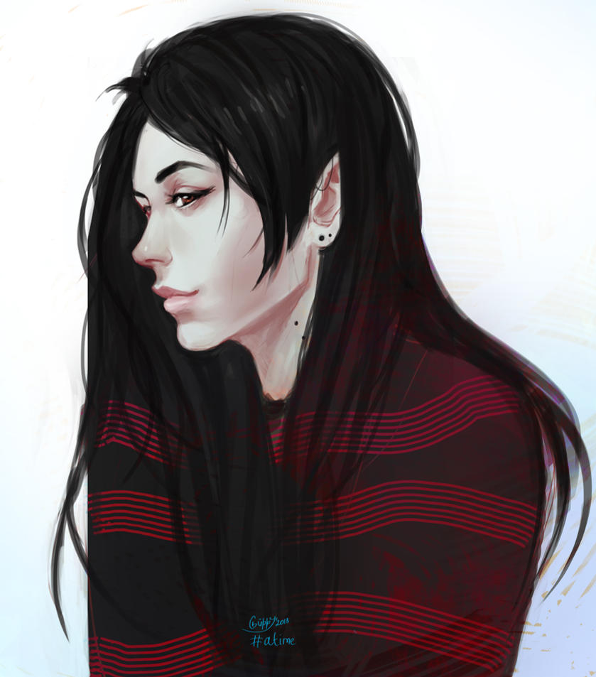 AT. Marceline by GuppyBlue