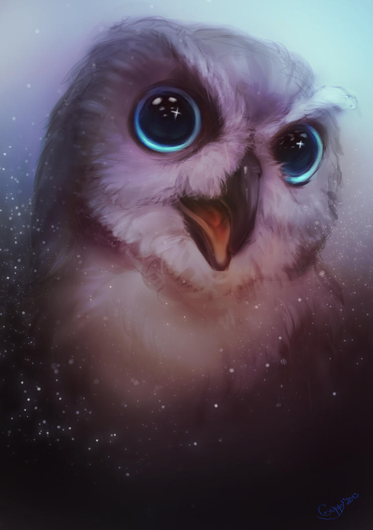 OWL by GuppyBlue