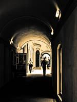 Light Tunnel by superflyninja