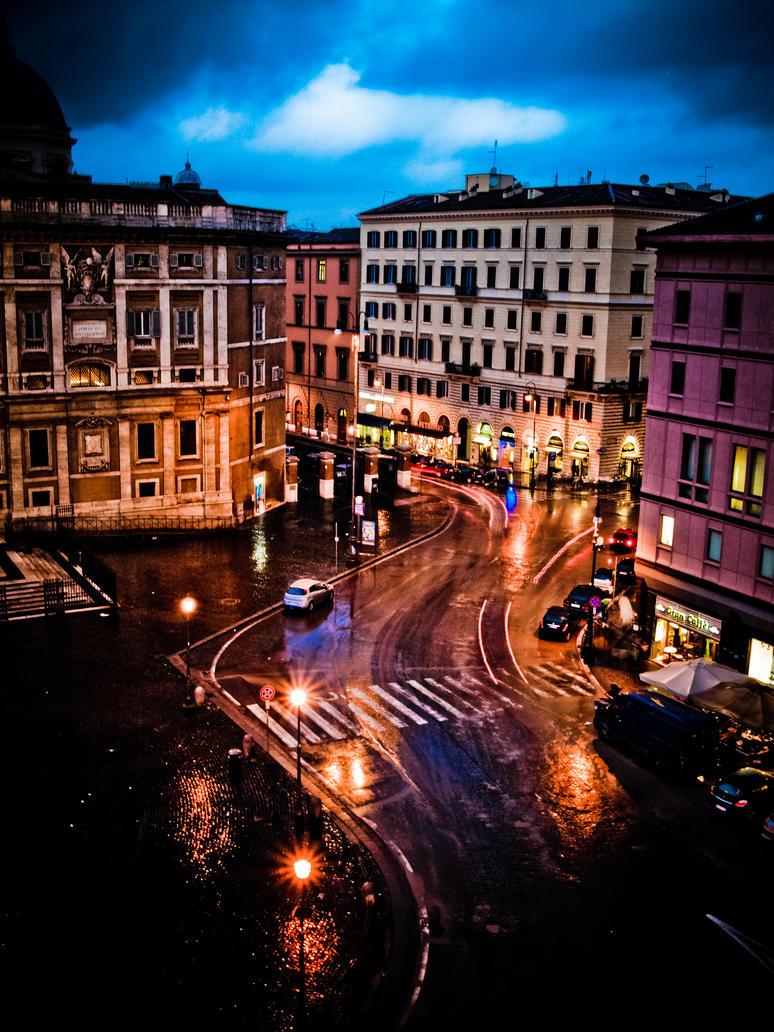 Roma Noir by superflyninja