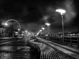 The Quays at Night