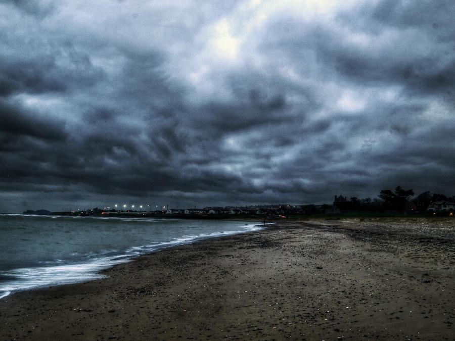 Malahide Beach HDR 3