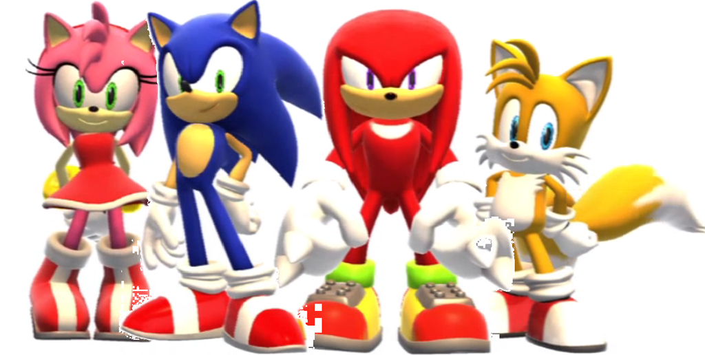 Sonicteam by ProBOOM