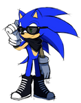Swaggy Sonic