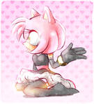 Amy Rose PinUp