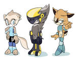 Sonic Adoptables | CLOSED