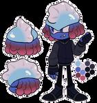 $ | Jellyfish Custom Character