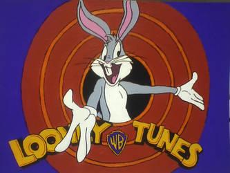 Bugs Bunny Looney Tunes Logo by PurplePenguinStar360