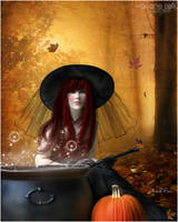 beautiful halloween by arianereis