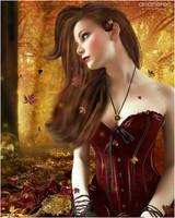 autumn interlude by arianereis
