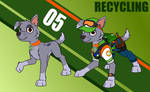 PAW Patrol: Rocky Redesigned (OUTDATED)