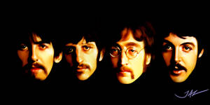 The Beatles by JALpix