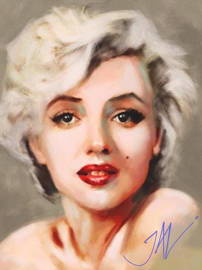 Marilyn by JALpix