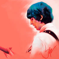 GEORGE HARRISON by JALpix