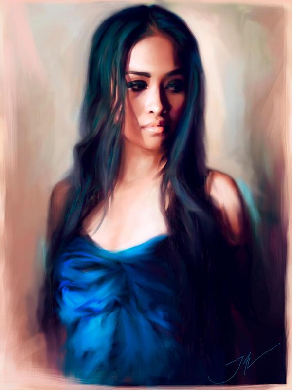 BLUE by JALpix