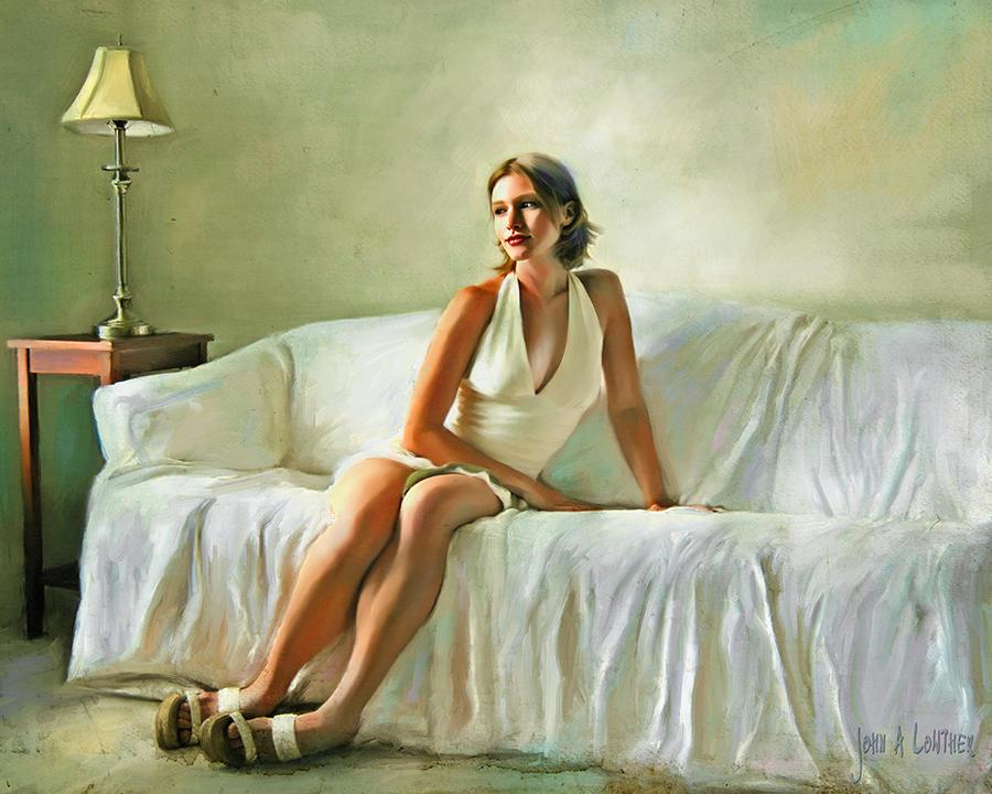 Her Favourite Dress by JALpix