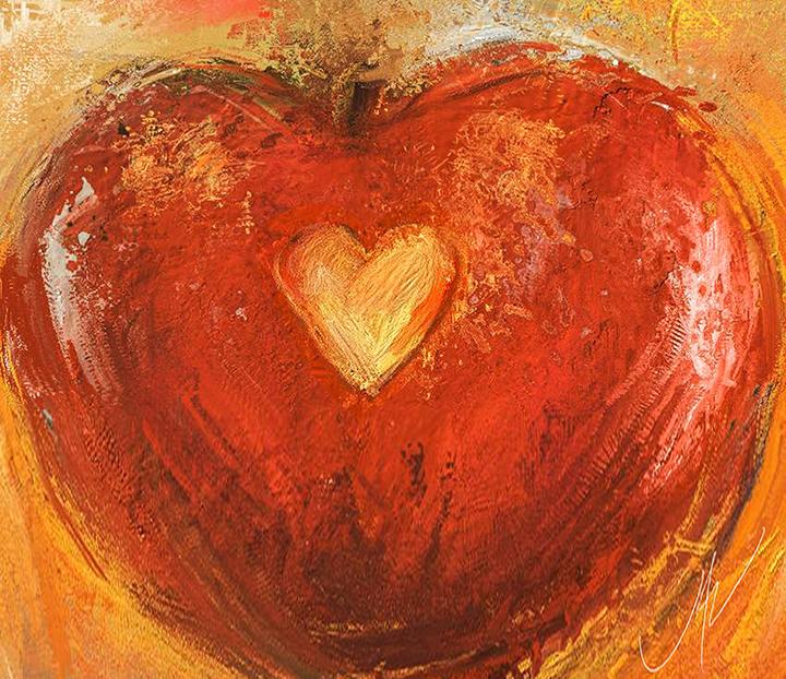 LOVE APPLE by JALpix