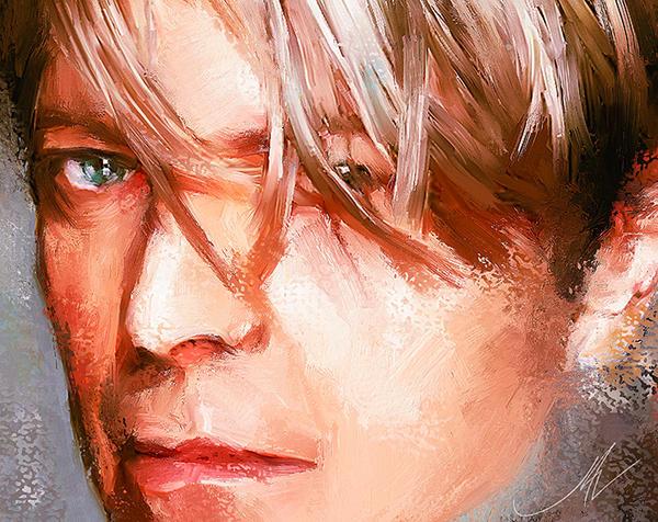 Bowie by JALpix