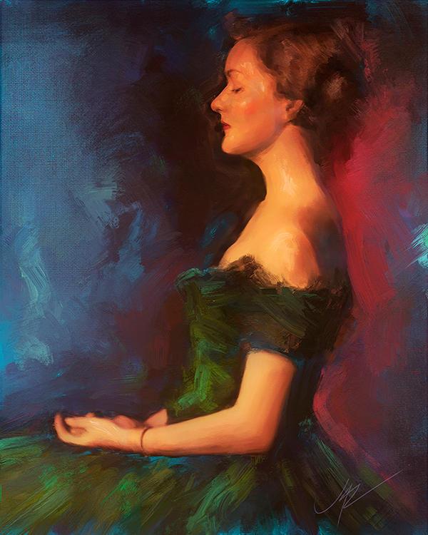 Portrait by JALpix