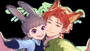 [Render] Judy x Nick