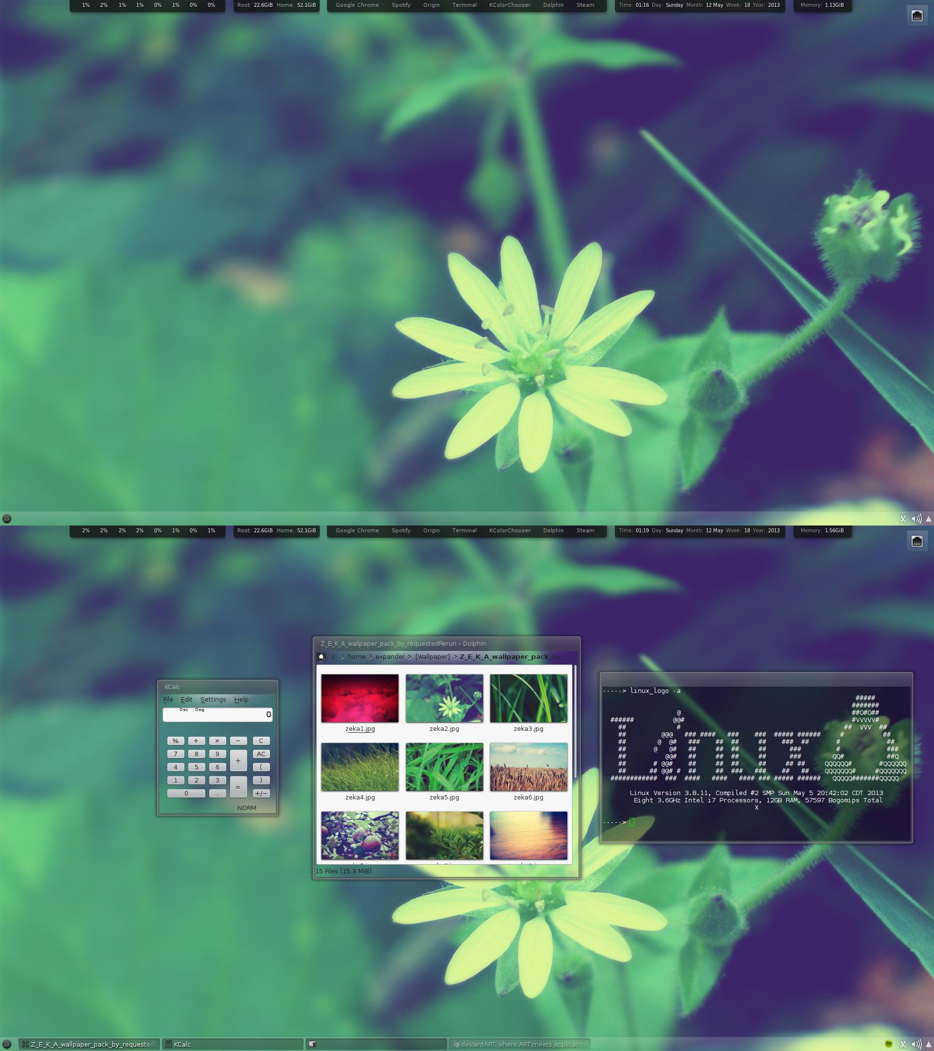 KDE Transparentation by xeXpanderx