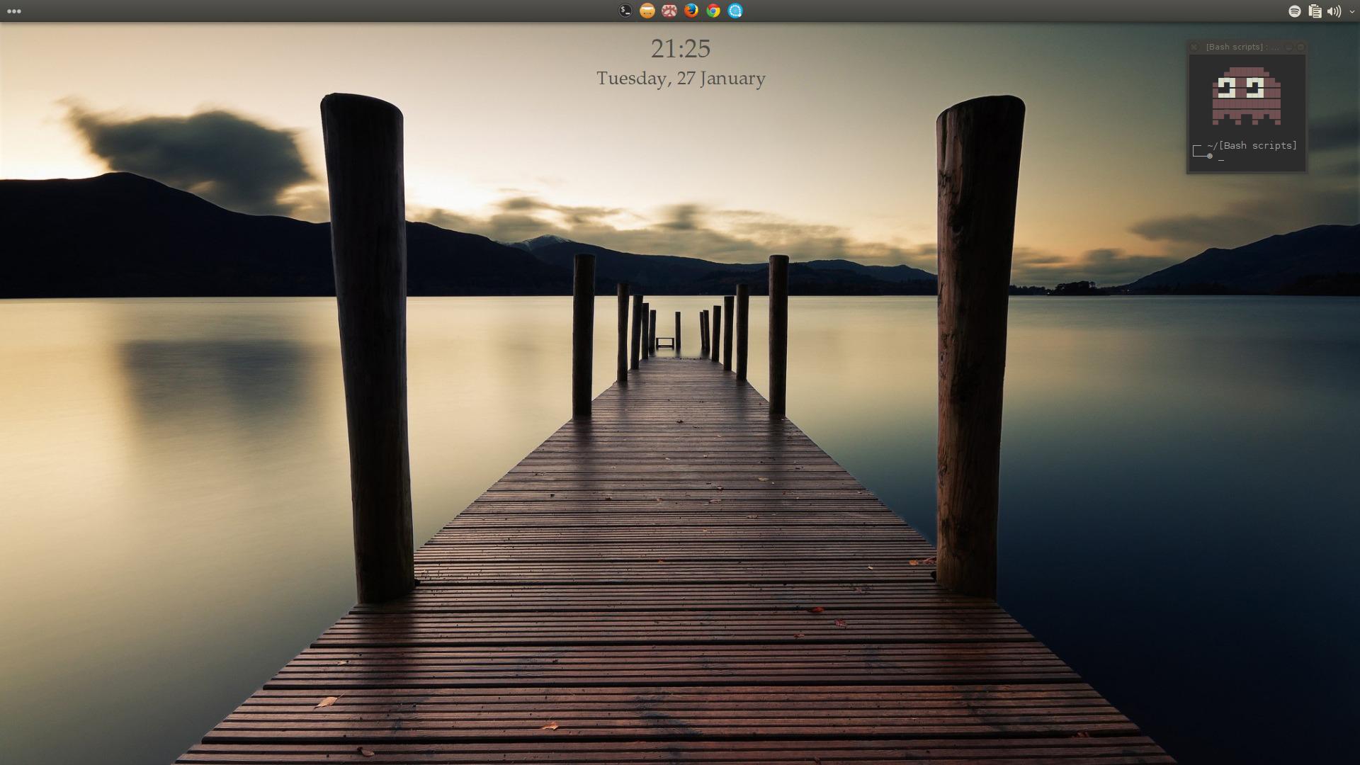 KDE River by xeXpanderx