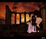 Fiery Alexiel by japok