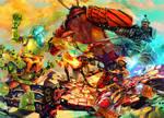 commission: ohyo samurai